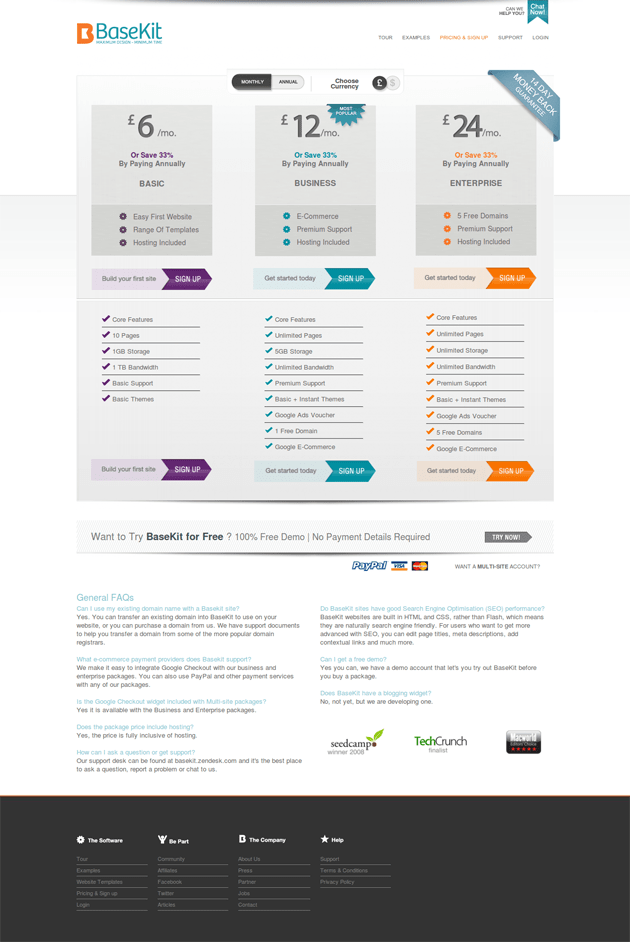 Conversion Rate Optimization Pricing Redesign the Pricing Page 1