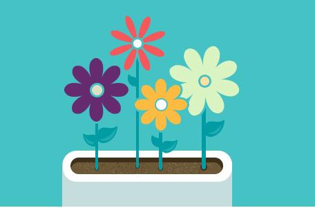 Image, flowers