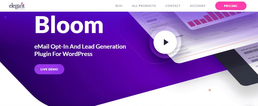 OptiMonk Alternatives for Lead Generation Bloom