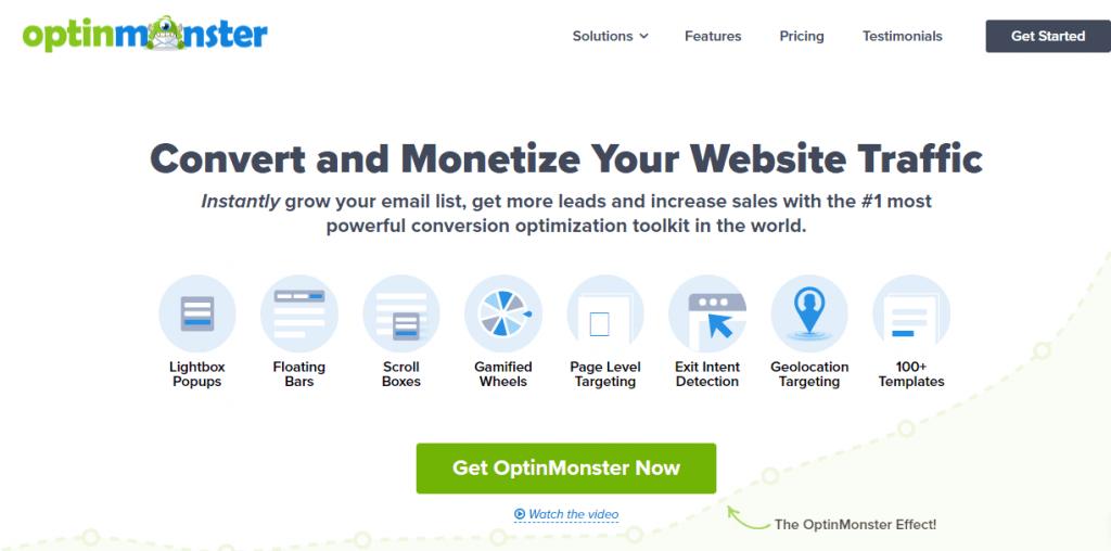OptiMonk Alternatives for Lead Generation OptinMonster