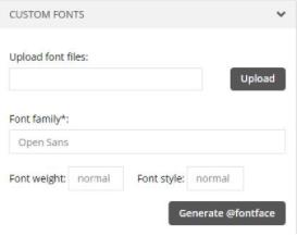 custom-font-Picreel