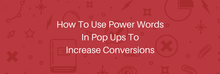 Picreel how to use power words