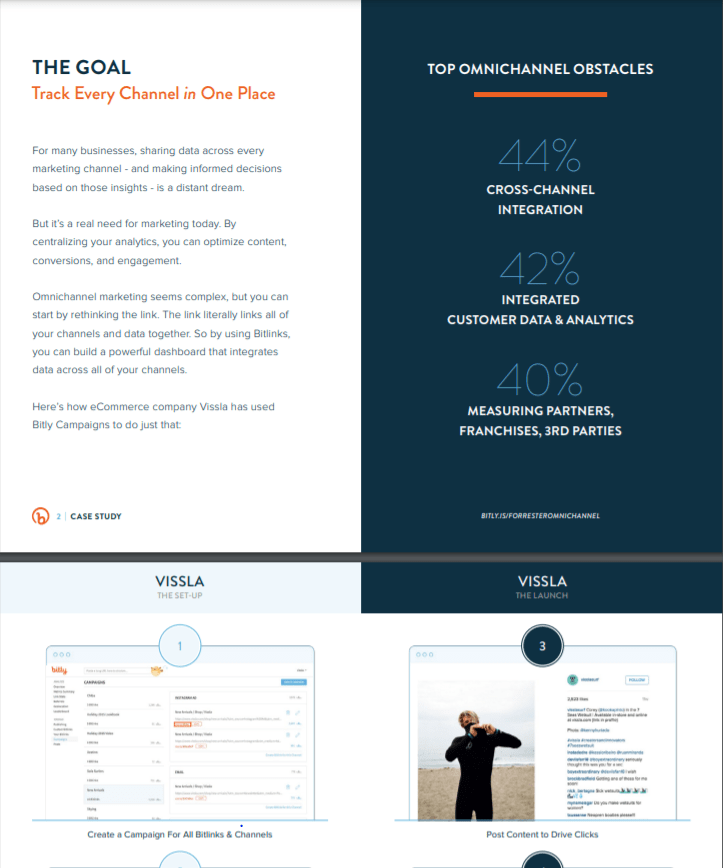 Bitly Real Life Case Study Examples