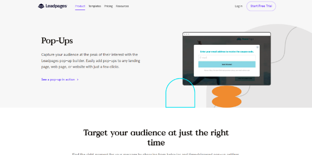 SumoMe Alternatives LeadPages