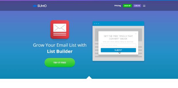 Hellobar Alternatives Sumo