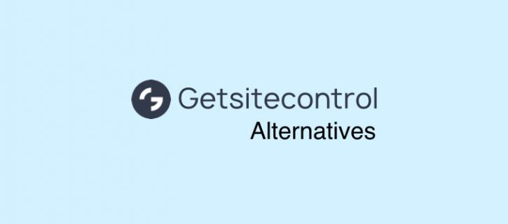 Top 13 GetSiteControl Alternatives & Competitors in 2021